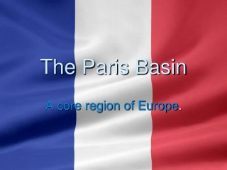 The Paris Basin
