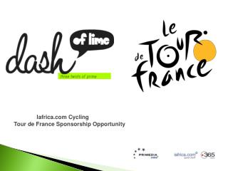 Iafrica.com Cycling  Tour de France Sponsorship Opportunity