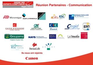 R�union Partenaires - Communication