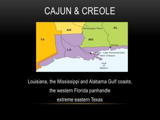 Cajun & Creole