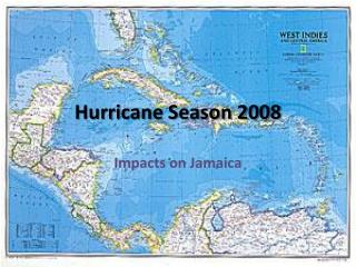 Hurricane Season 2008