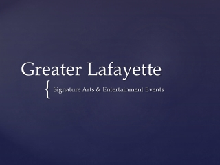 Greater Lafayette