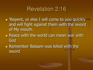 Revelation 2:16