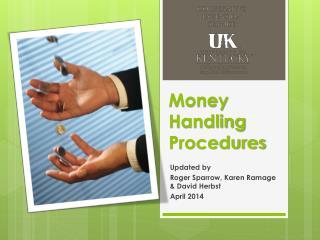 Money Handling Procedures