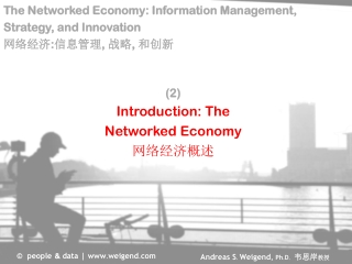 (2)  Introduction: The Networked Economy 网络经济概述