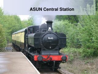 ASUN Central Station