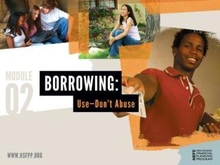 Borrowing Rights