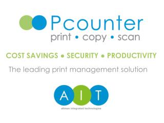 The leading print management solution
