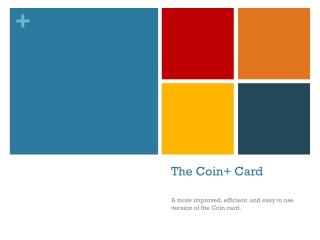 The Coin+ Card