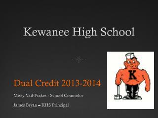Kewanee High School