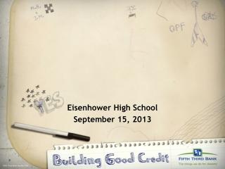 Eisenhower High School September 15, 2013