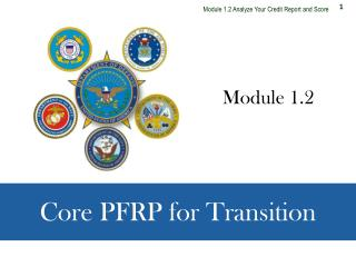 Core PFRP for Transition