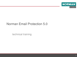Norman Email Protection 5.0