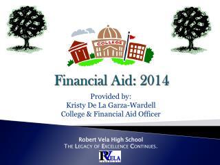 Financial Aid: 2014