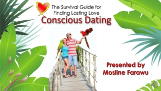 The Survival Guide for  Finding  Lasting Love