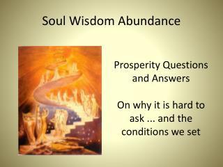 Soul Wisdom Abundance