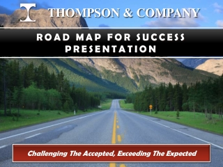 THOMPSON & COMPANY