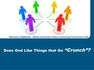 """Does God Like Things that Go  """"Crunch""""?"""