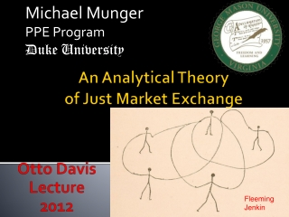 An Analytical Theory of Just Market Exchange