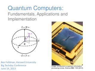 Quantum Computers: Fundamentals, Applications and  Implementation
