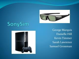 SonySim