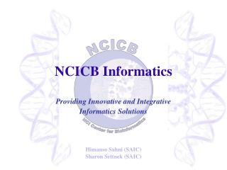 ncicb informatics