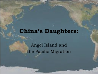 China's Daughters: