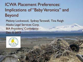 "ICWA Placement Preferences: Implications of ""Baby Veronica"" and Beyond"