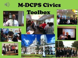 M-DCPS Civics Toolbox