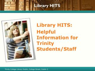 Library HITS