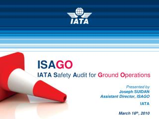 isago iata safety audit for ground operations