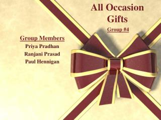 All Occasion Gifts
