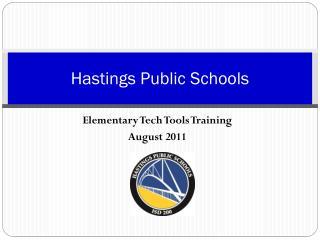 Hastings Public Schools