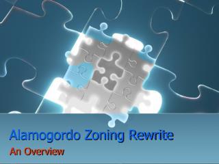 alamogordo zoning rewrite