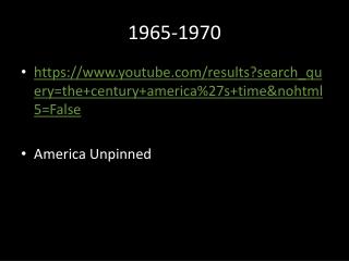 1970s-2000s