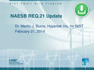 NAESB REQ.21 Update