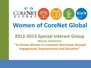 Women of CoreNet Global