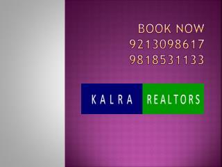 9810309288 m3m polo suites *kalra realtors*