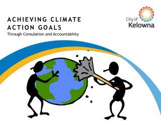 Achieving Climate Action Goals