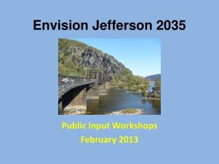 Envision Jefferson 2035