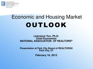 Economic and Housing Market