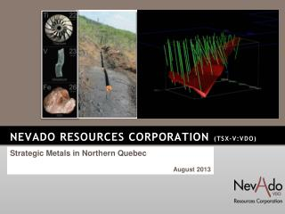 NEVADO resources Corporation  (TSX-v:VDO)