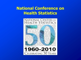 National Conference on Health Statistics