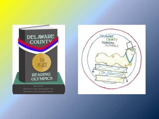 20 14  Delaware County Reading Olympics INTERBORO High School 500 16th Ave  Prospect Park , PA 1907 6 on Monday, April