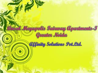 noida property consultant - affinityconsultant.com - greater