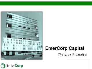 EmerCorp Capital The growth catalyst