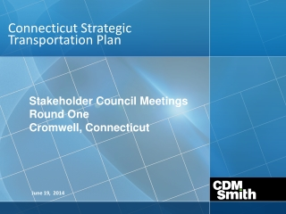 Connecticut Strategic Transportation Plan