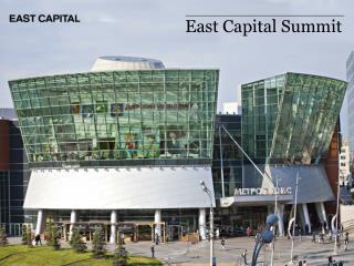East Capital Summit