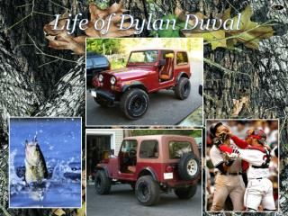 Life of Dylan Duval