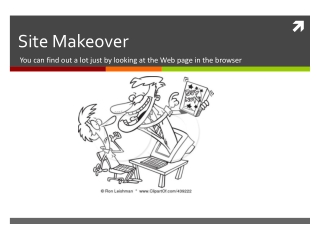 Site Makeover